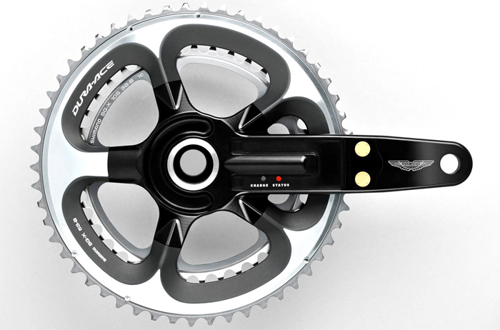 Aston Martin One-77 Power Meter Crank