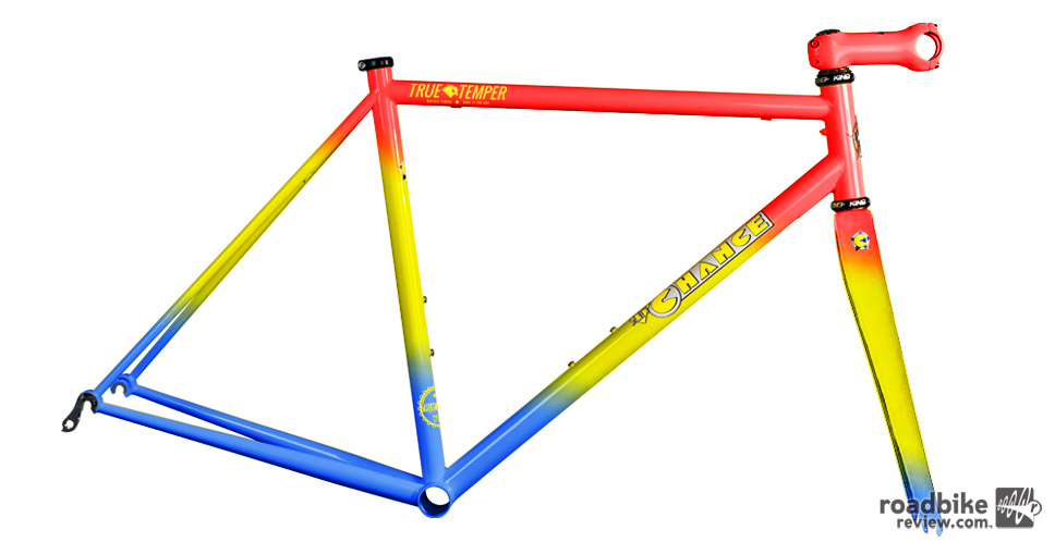 With True Temper closing down their cycling unit, this maybe your last opportunity to buy a Slim Chance.