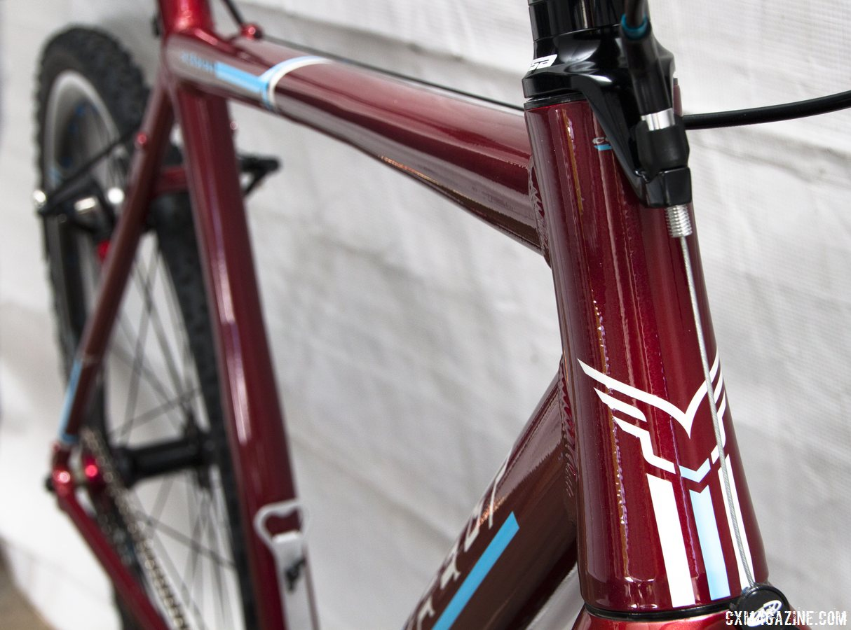The Felt 2014 Breed Singlespeed Cyclocross Bike