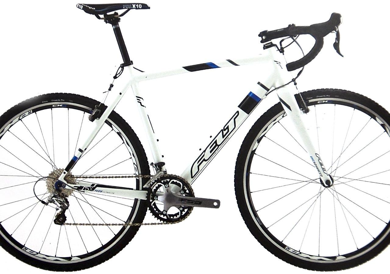Felt 2014 F75x Aluminum Cyclocross