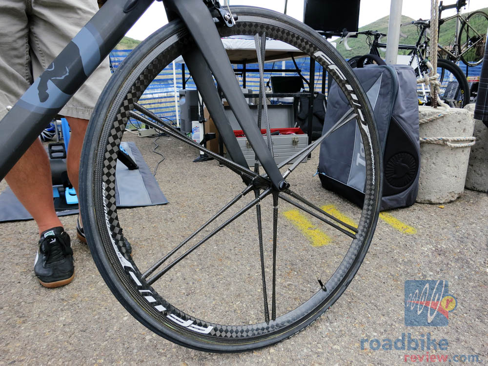 FFWD Ghost Wheelset - Front Wheel