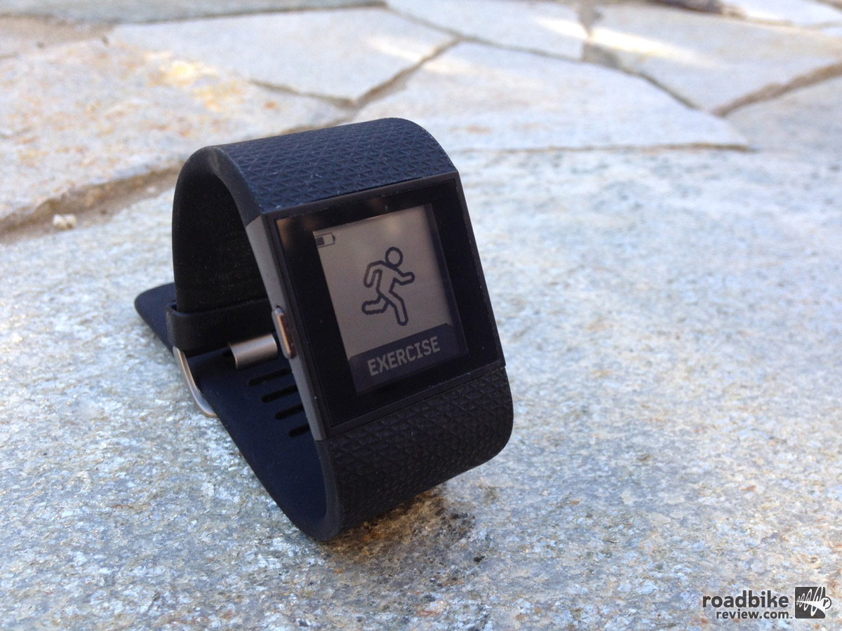 The Fitbit Surge claims to be a Super Watch. It's super as a watch, but heartrate and GPS inconsistencies need to be addressed.