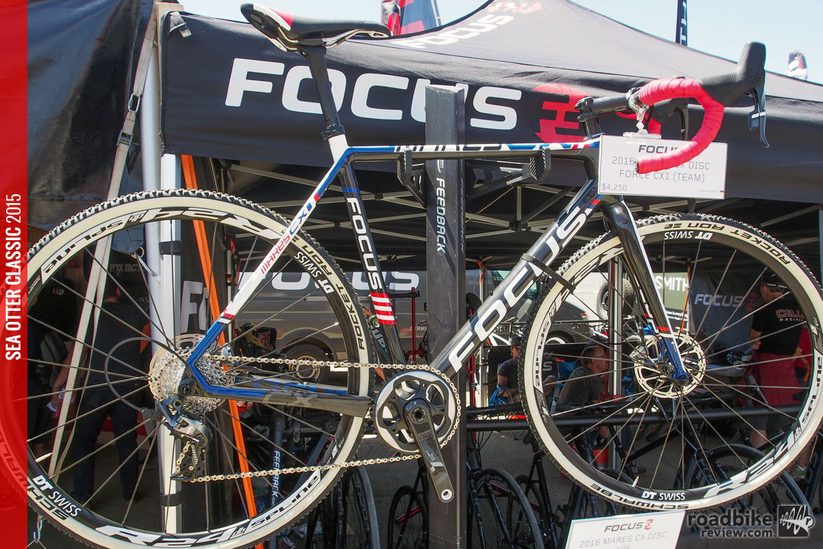 Now you can ride a bike that looks just like the one U.S. national champ Jeremy Powers races.