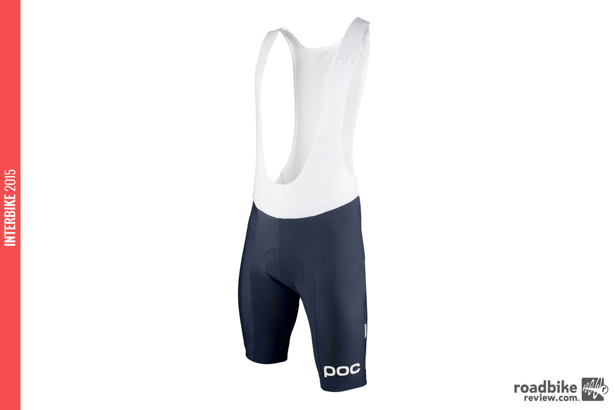 The Fondo bibshorts have a chamois placement that is more friendly to the upright riding position.