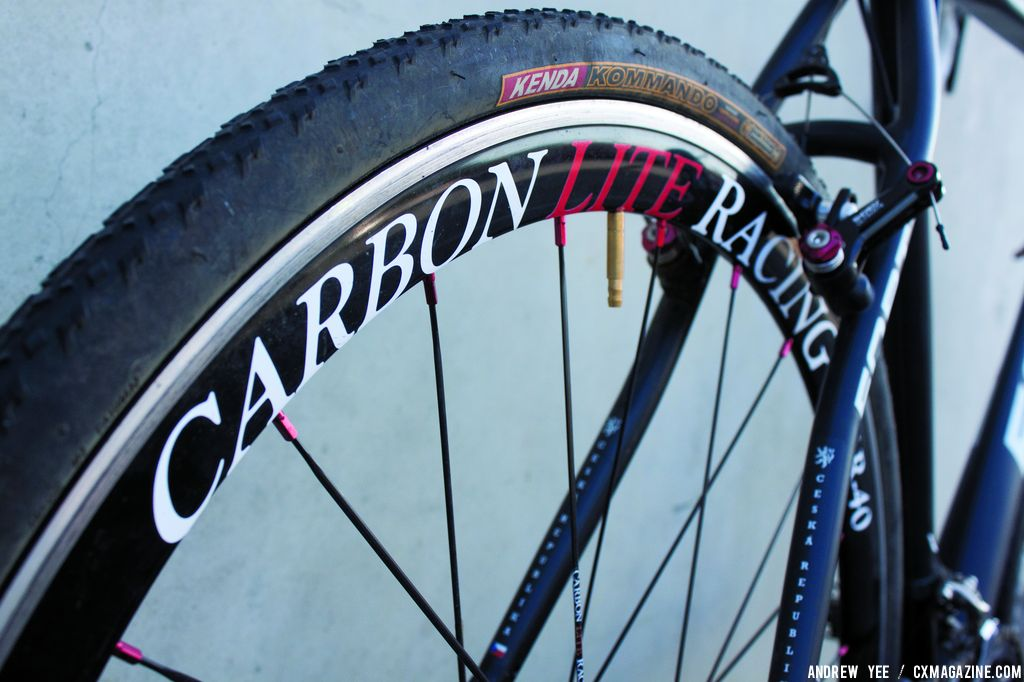 Carbon Lite Racing Wheels