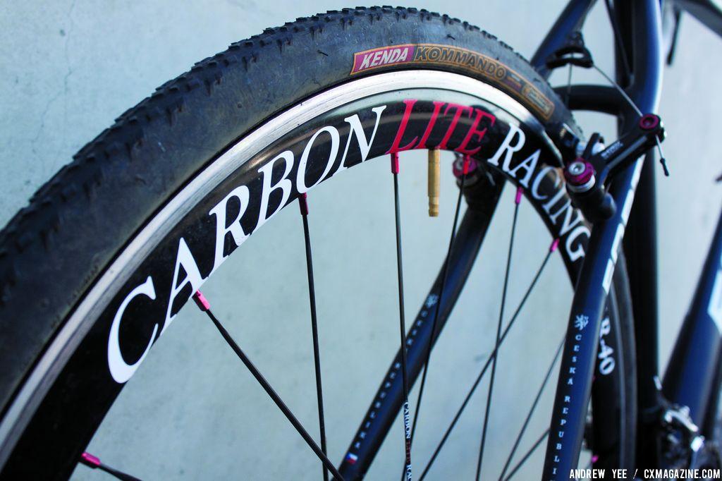 Carbon Lite Racing Wheels