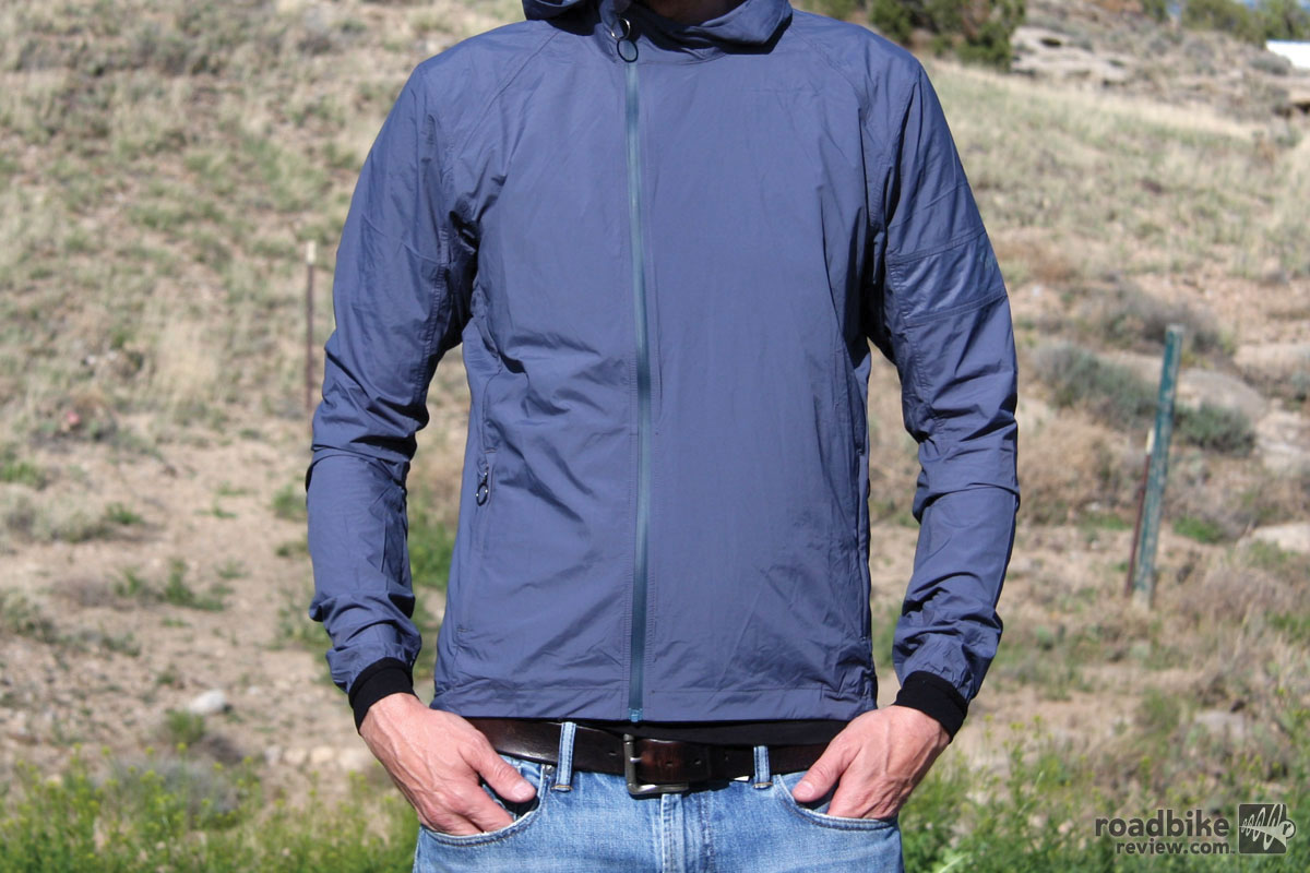 Rapha Hooded Wind Jacket