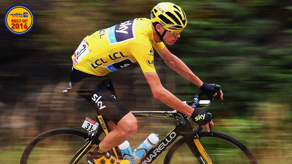 Froome earned Tour de France title No. 3, earning many new fans along the way.