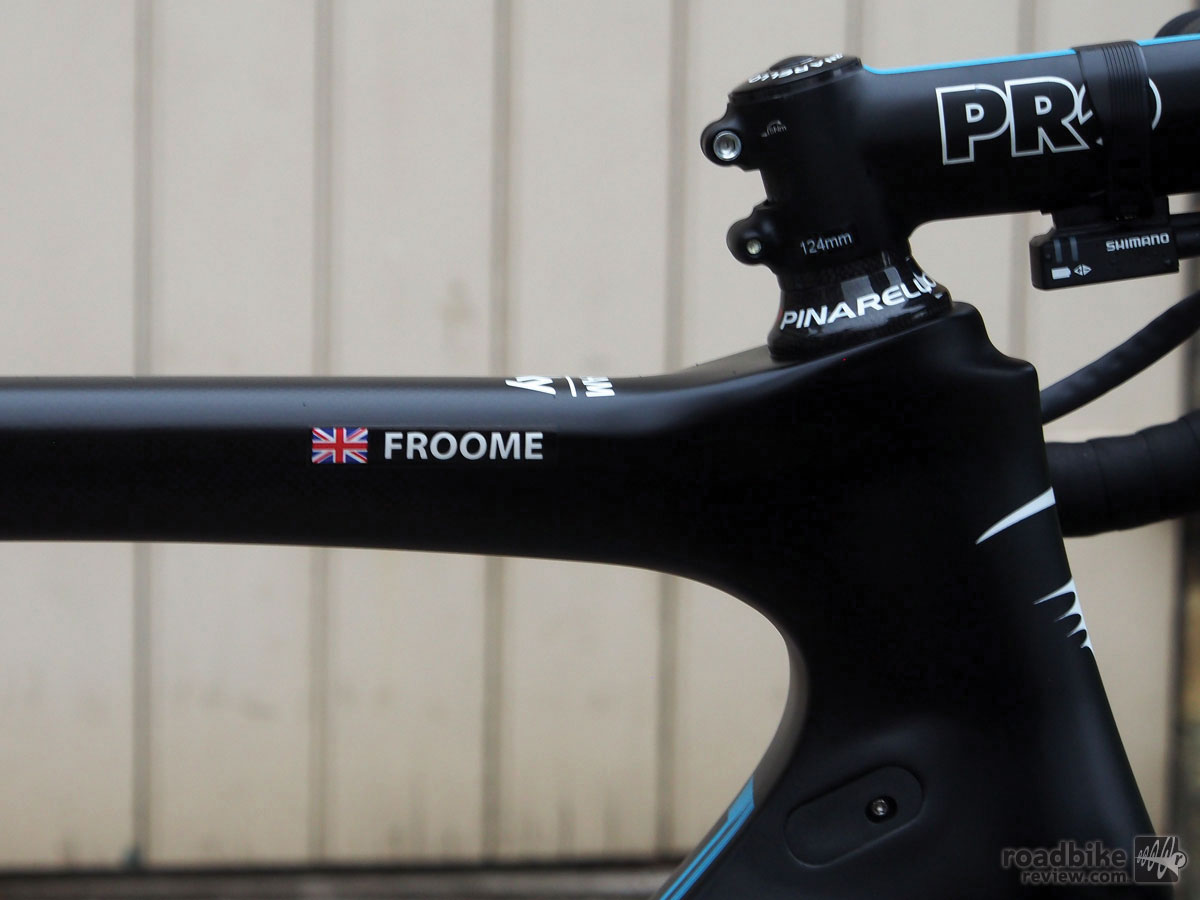 Froome Nametag
