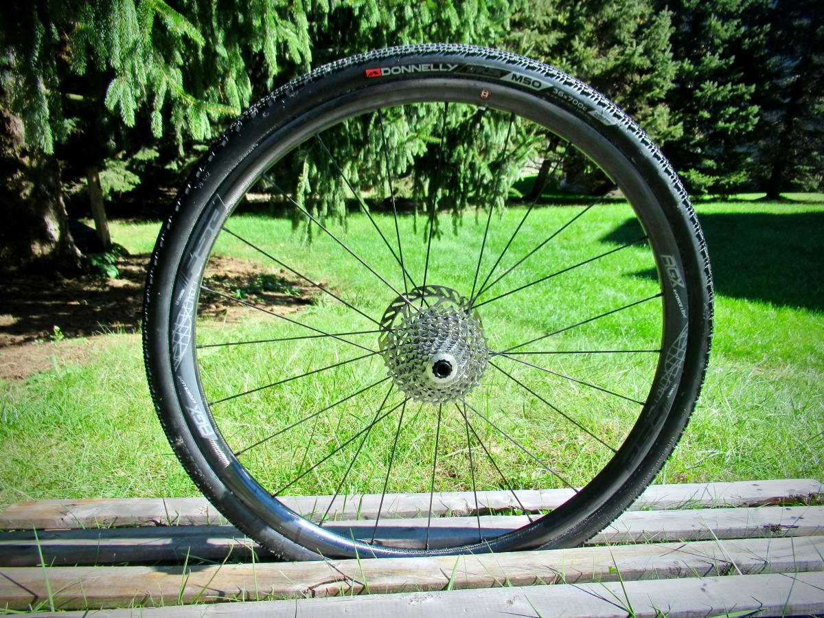 FSA K-Force Light AGX Wheelset