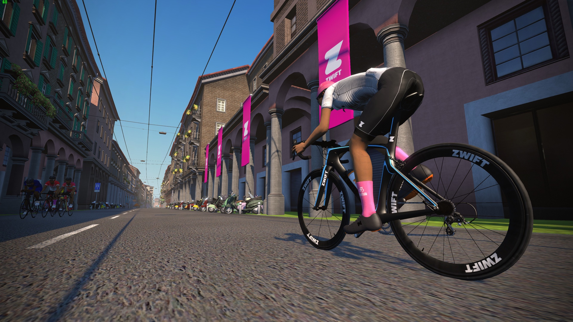 Zwift and RCS Sport Agree to Giro d'Italia Partnership