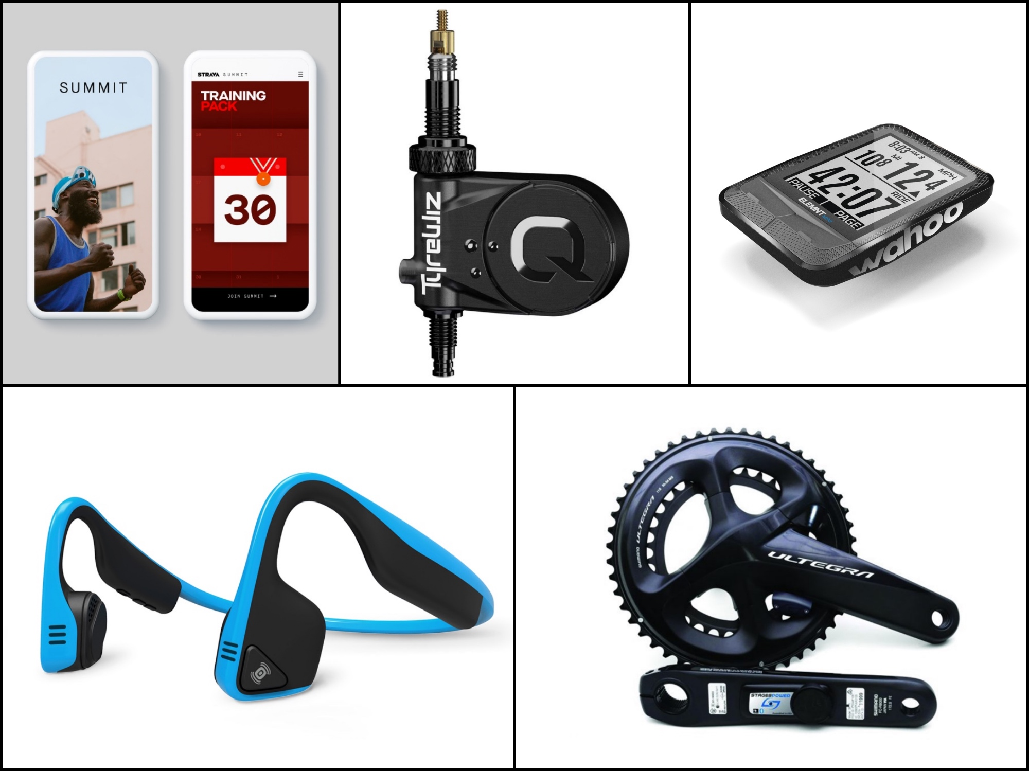 Gifts for gadget loving cyclists