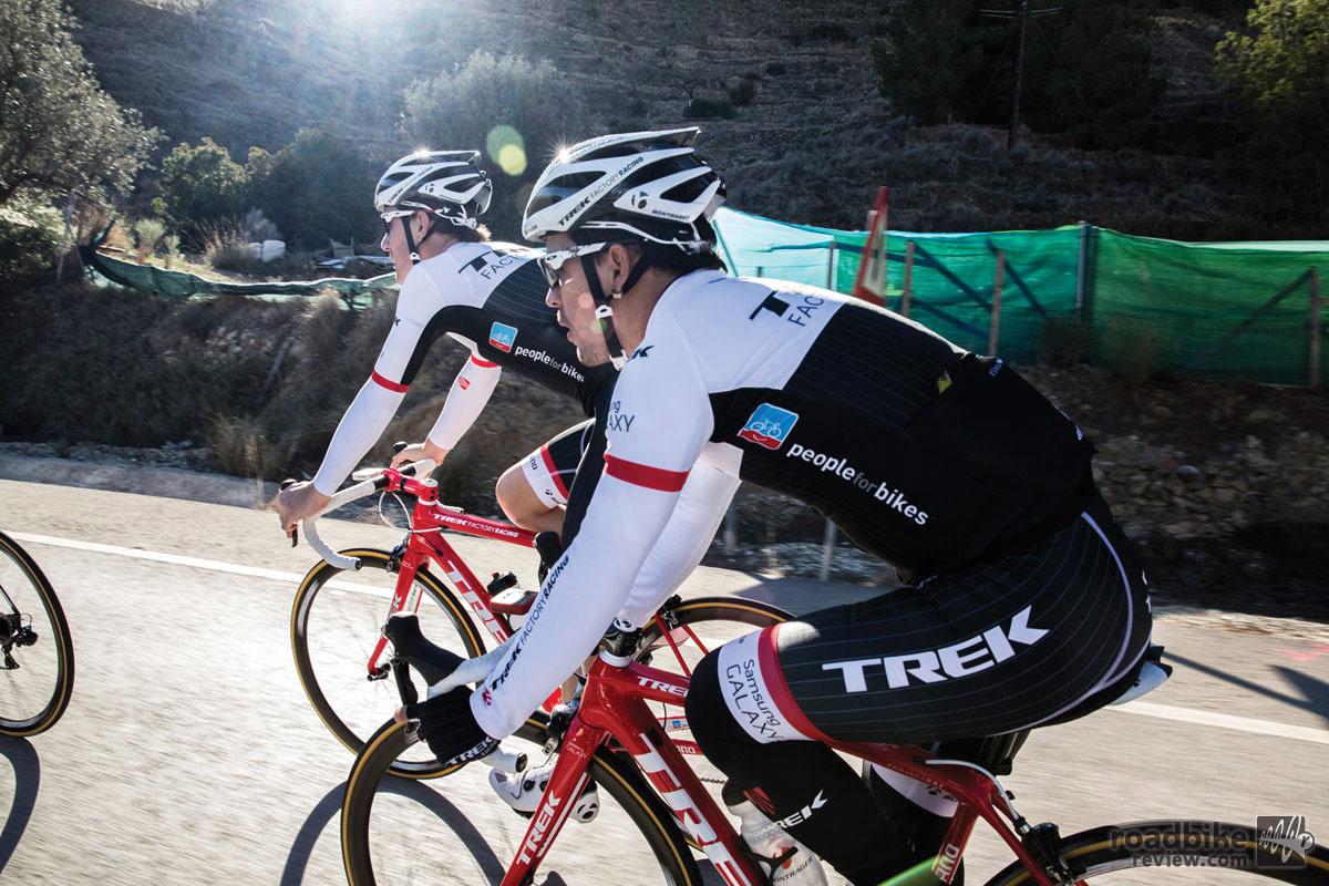 Trek Factory Racing Team Bikes