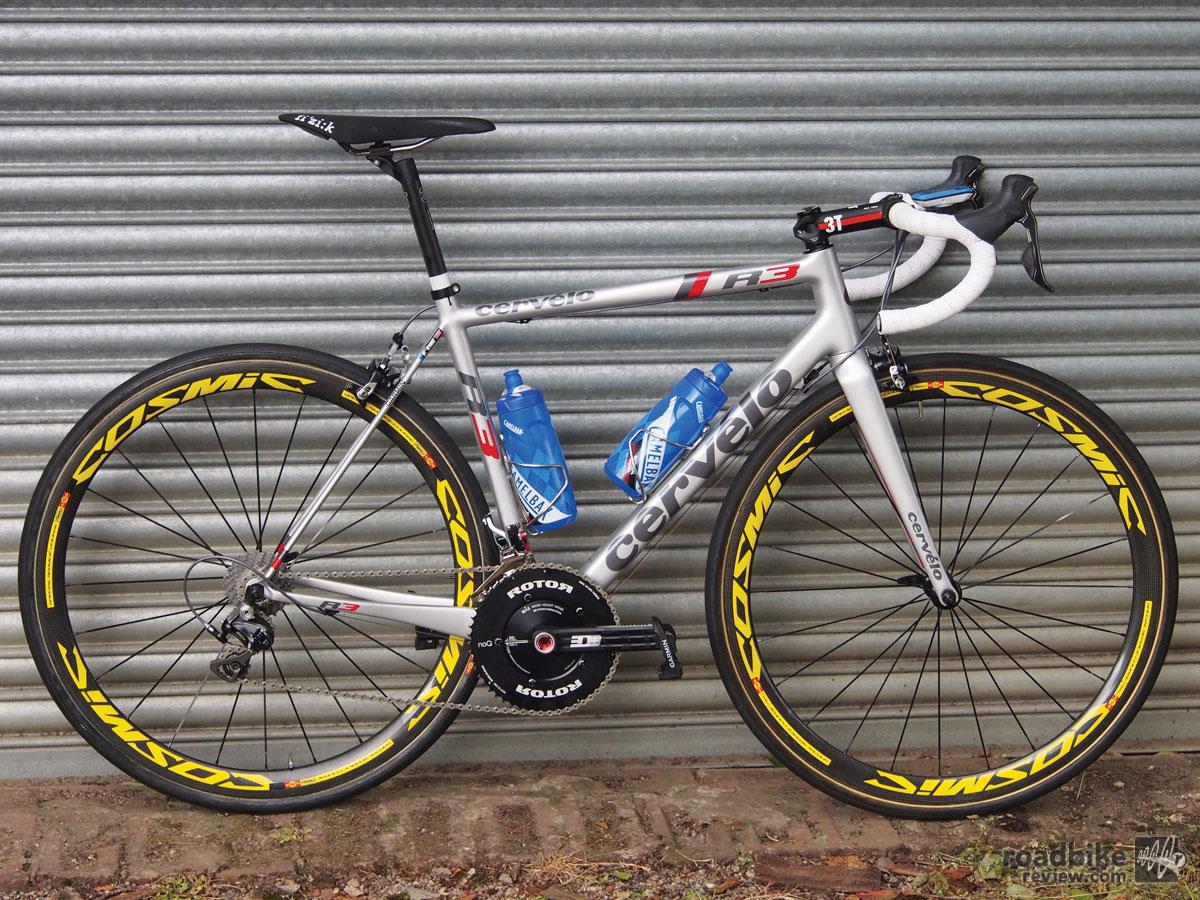Le Tour De France Road Bike Review