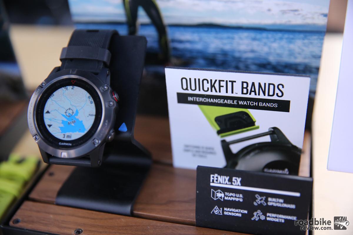 Garmin Fenix 5 line puts GPS tracking on your wrist | Road Bike News