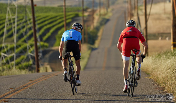 For long-lasting results that cost a lot less, nothing beats good ol' fashioned training. Photo courtesy of Art's Cyclery