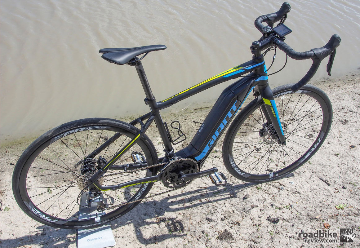 This $3,400 e-steed weighs roughly 45 lbs.
