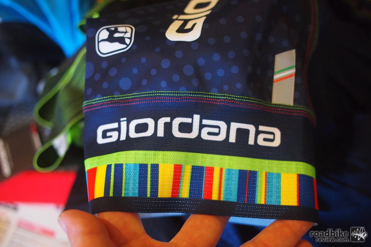 Giordana Detail Custom