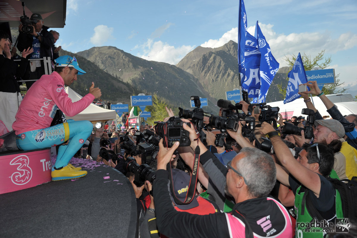 "The 99th Giro d'Italia from ""A"" to ""Z"""