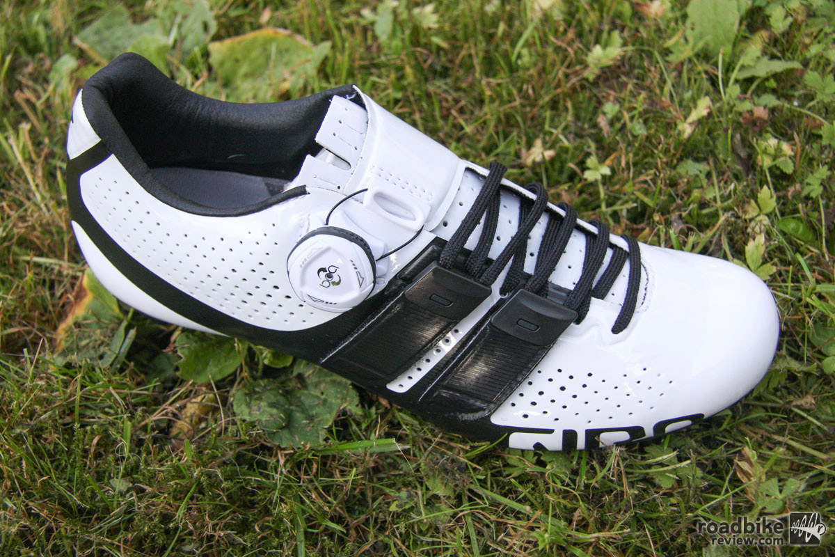 The women's Factress Techlace comes in white.