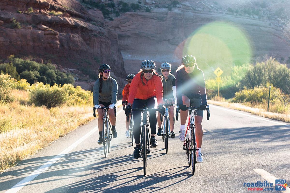 Giro New Road Women's Group