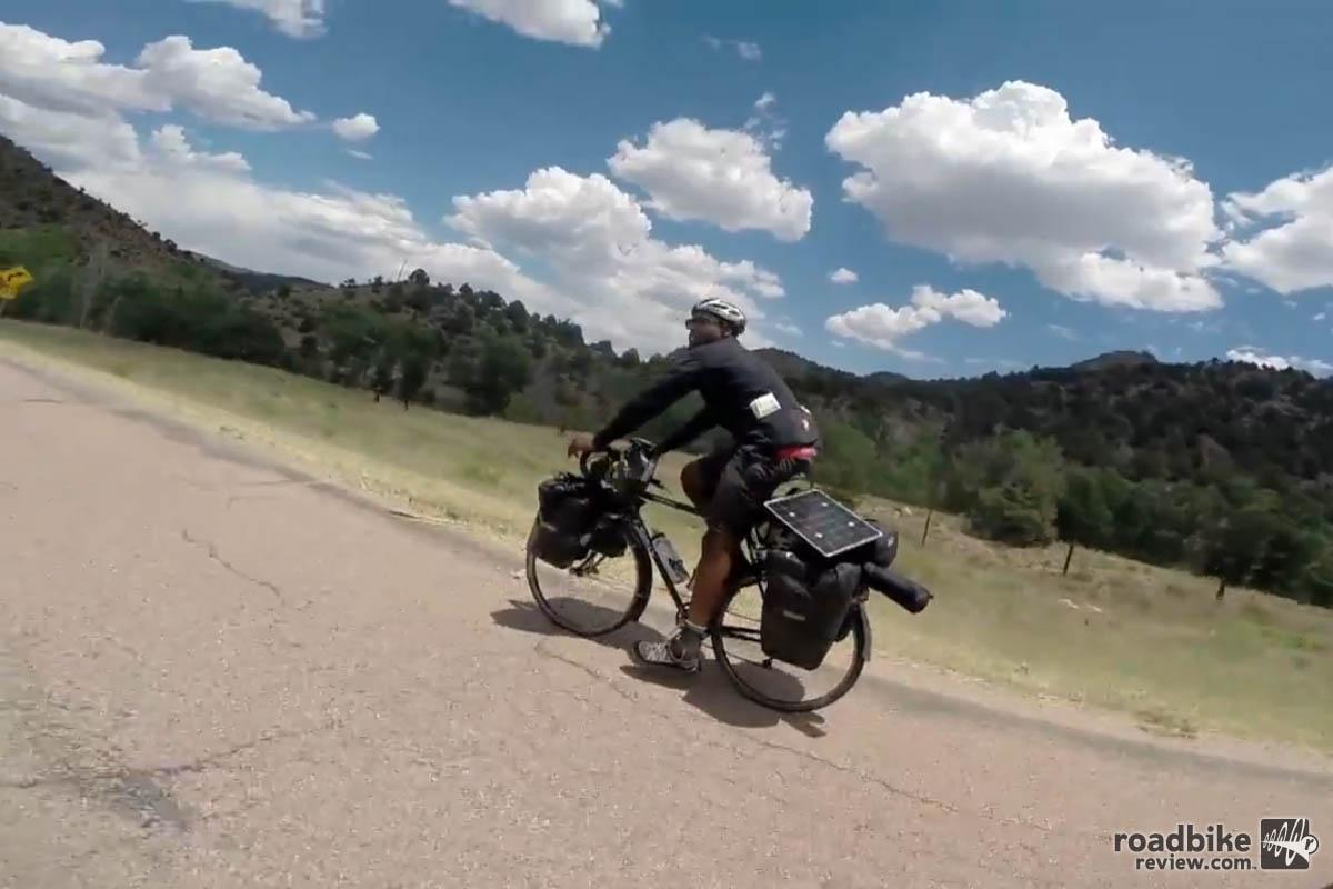 Riding Across America