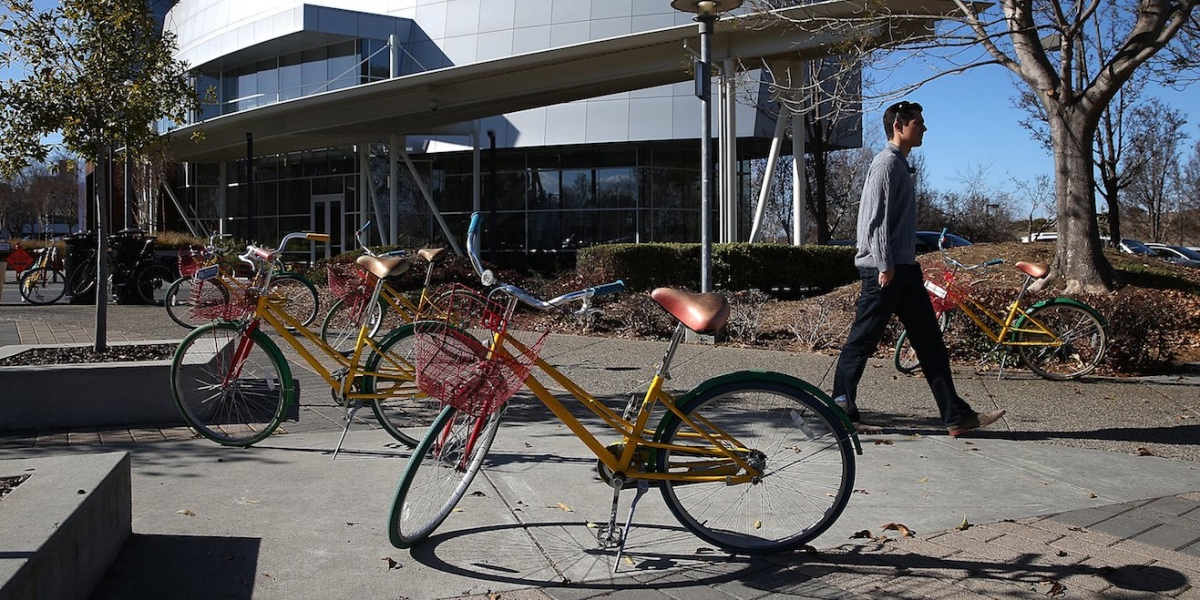 Who's stealing all the Google bikes?