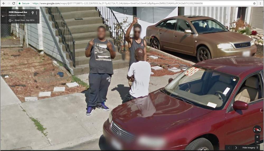 Wow, that's my car!-googlemapoakland.jpg