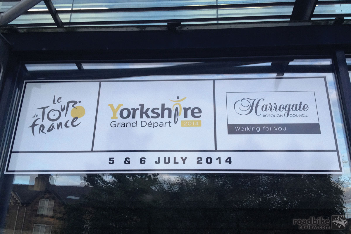 Yorkshire Welcomes Le Tour