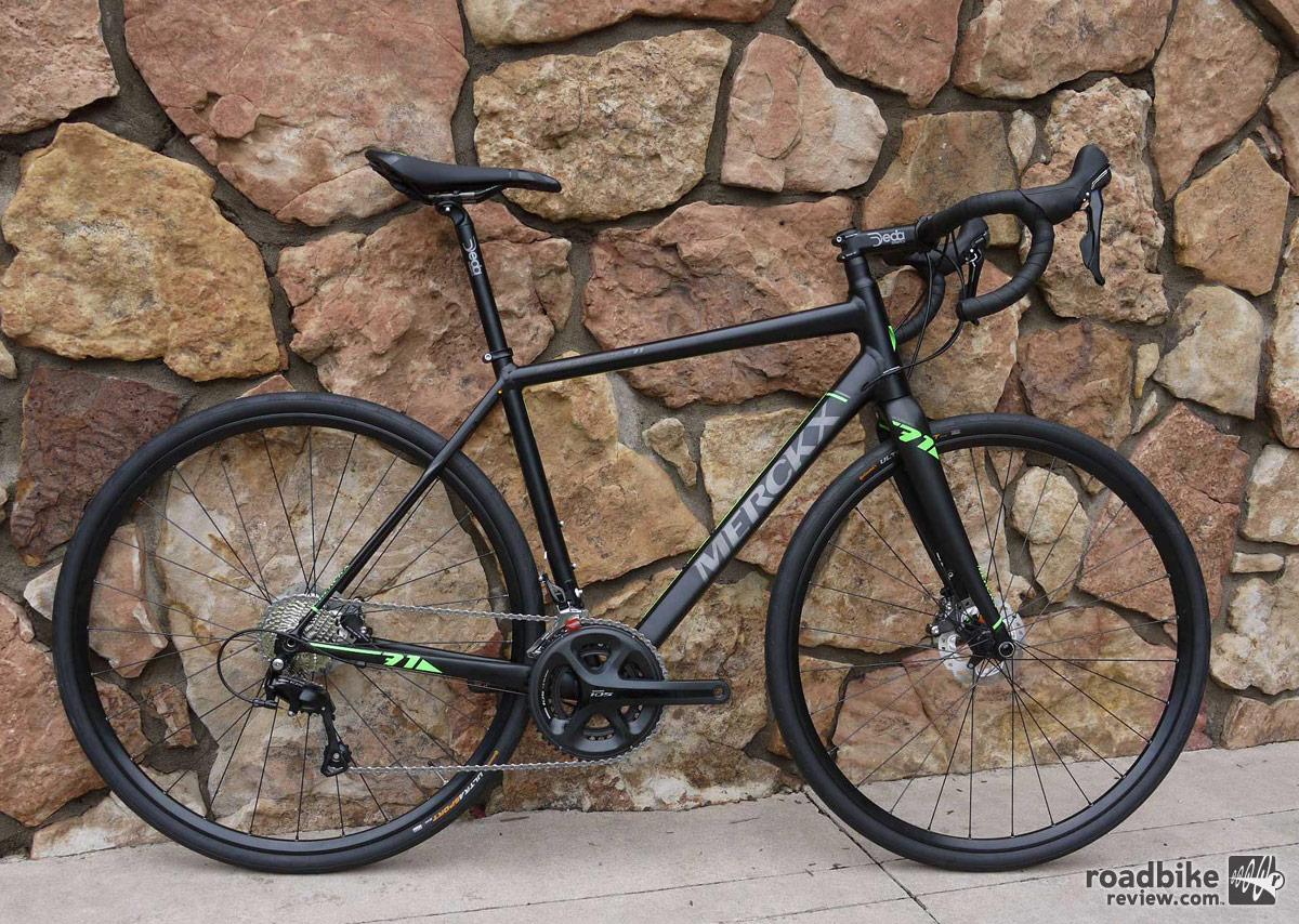 The Strasbourg71 is the bike maker's take on a gravel road bike.