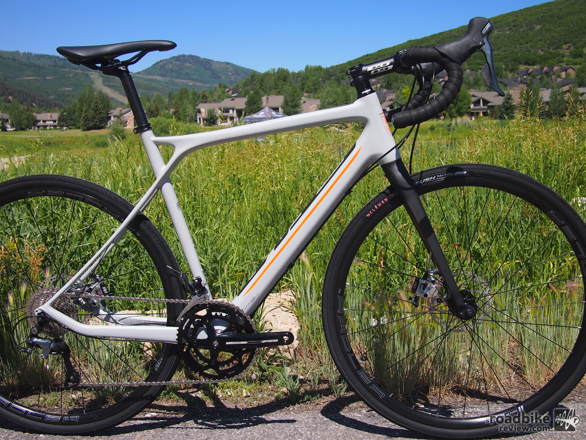 New for 2017, the GT Grade Carbon Tiagra brings carbon performance with an affordable price.