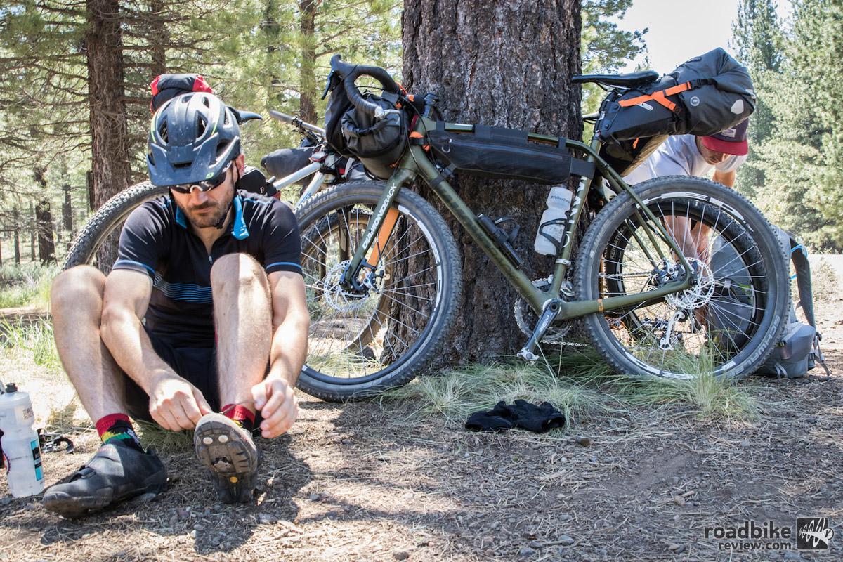 DiamondBack Haanjo EXP adventure bike review | Road Bike