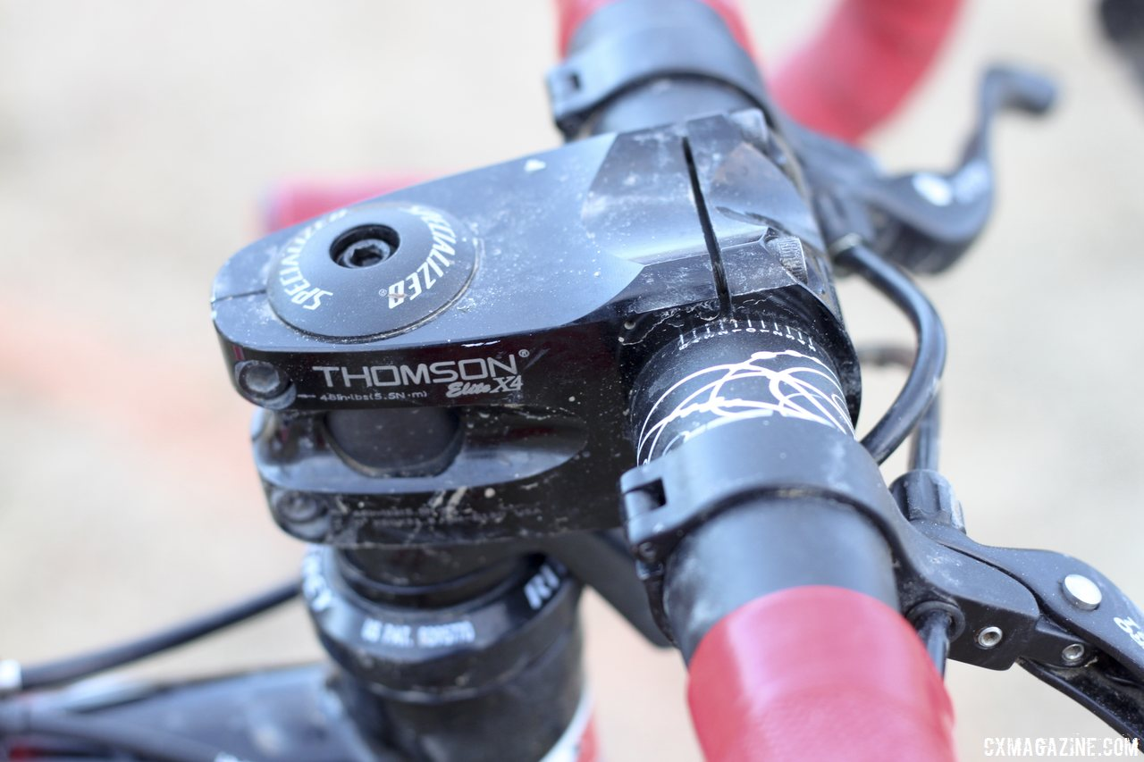 Thompson Elite x4 Mountain Bike Stem