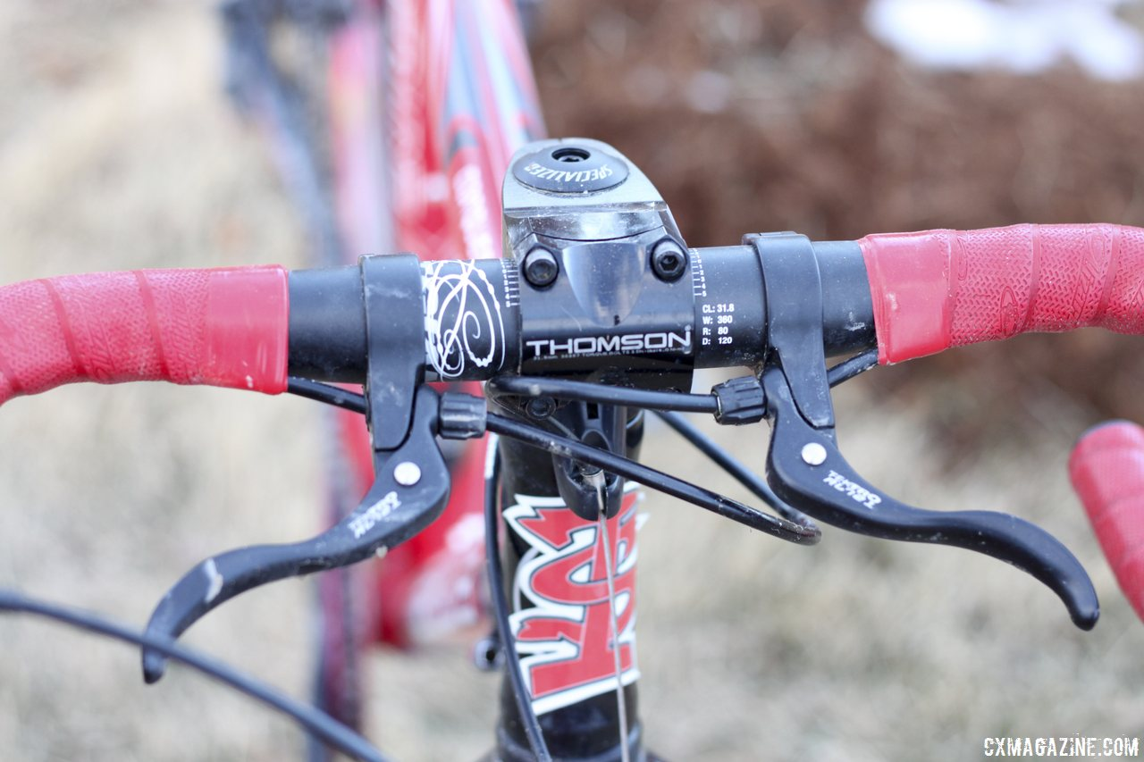 Tektro Top Mount Brake Levers