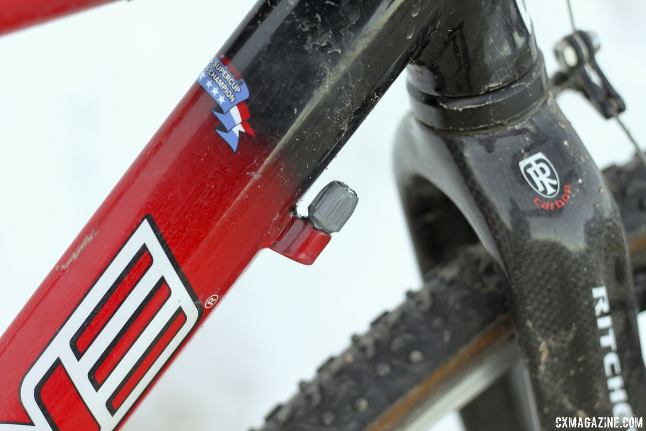 Front Derailleur Barrel Adjuster