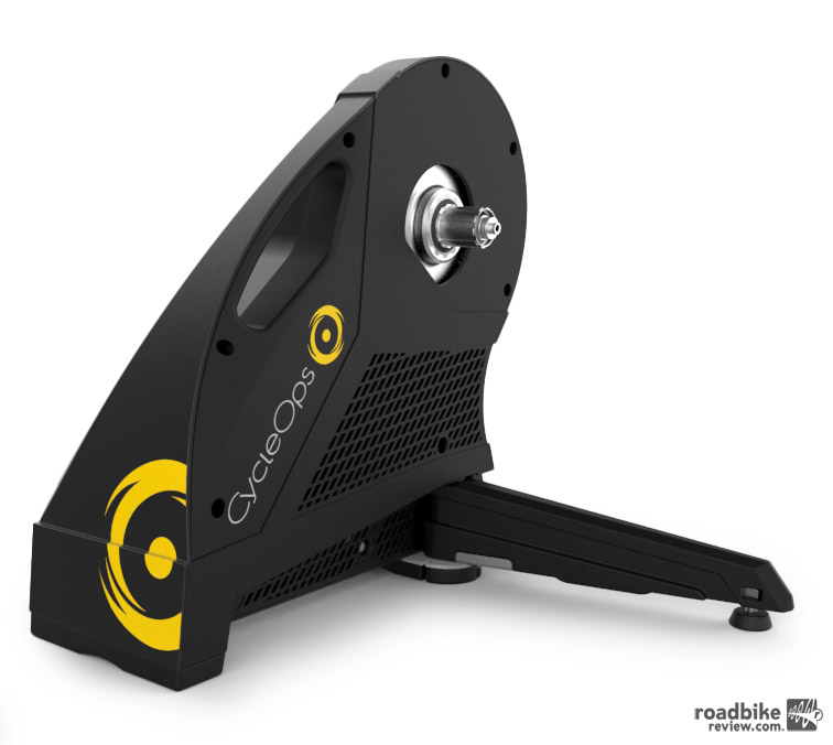 This direct drive bike trainer is compatible with nearly every bike on the market today.