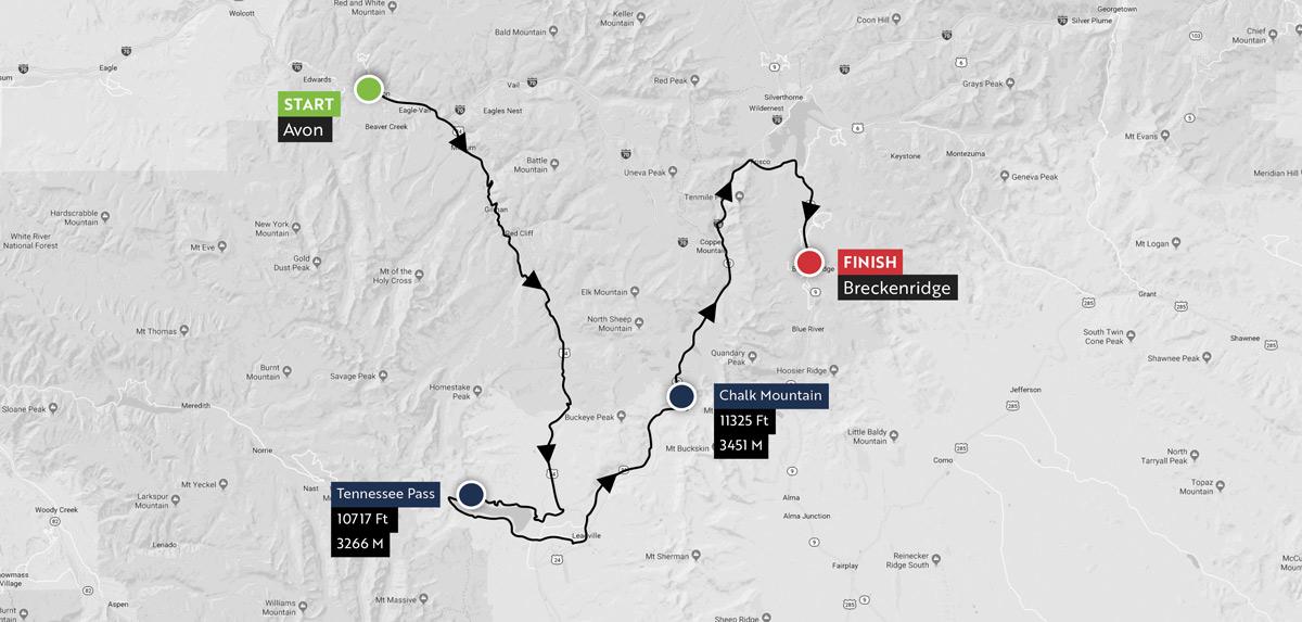 Haute Route Rockies Maps 5