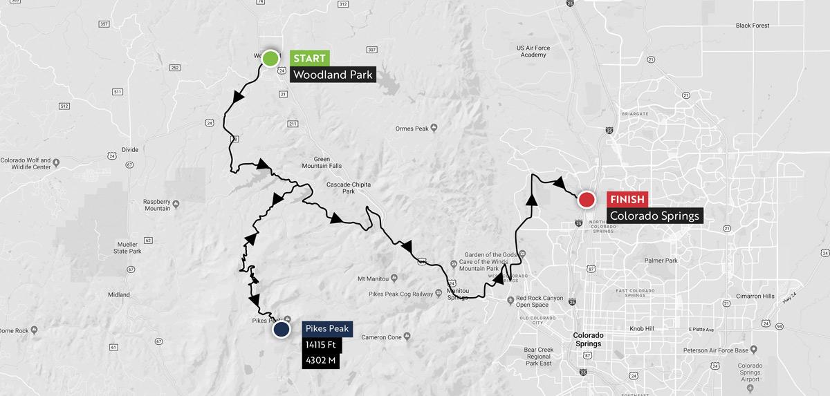 Haute Route Rockies Maps 7