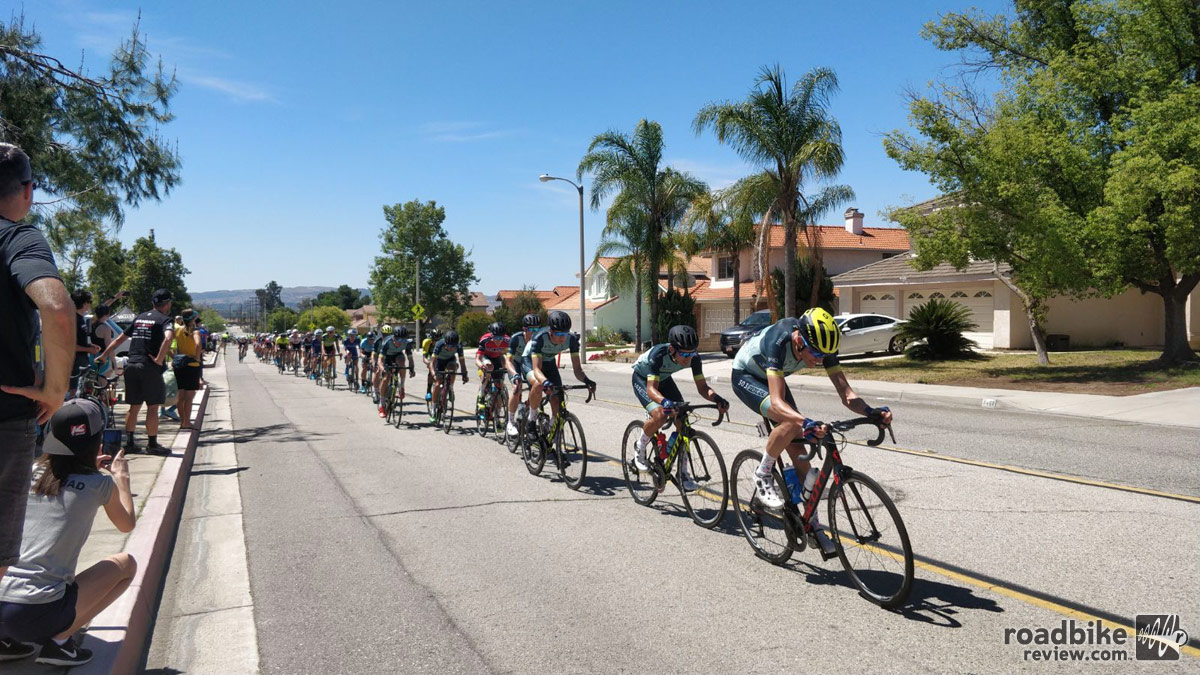 Doing good deeds at the Redlands Bicycle Classic