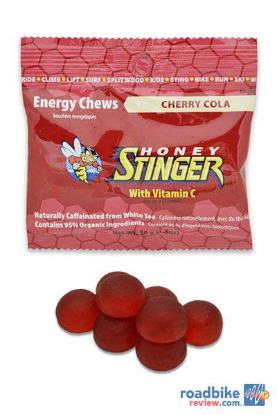 Honey Stinger Cherry Cola Chews