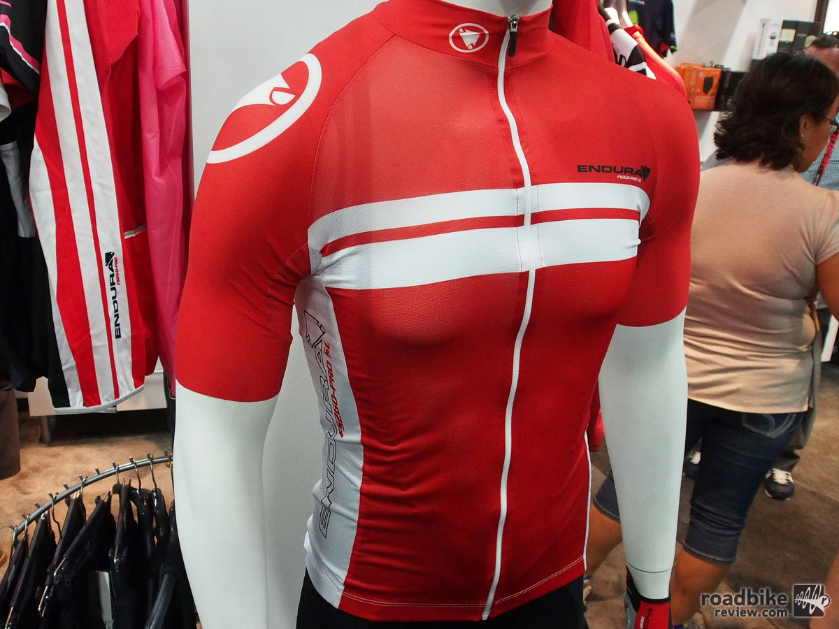 Scotland-based Endura's top tier jersey has a true second skin feel. The cut is snug and form fitting, meaning no shoulder or sleeve flap even on the windiest of days. Lightweight fabric wicks moisture away from your skin, while the close cut sleeves and rear panels deliver UPF 25 sun protection. Three rear pockets provide room for food, cash and a phone, while the full-length zipper lets you open up when the pace hots up. | Price: $125 | Learn more at https://www.endurasport.com/products/?ProductID=608