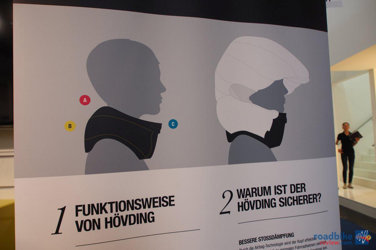 Hovding Airbag Bike Helmet