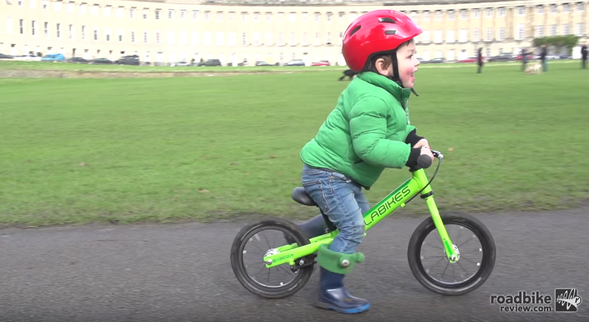 How To Choose The Right Kid's Bike