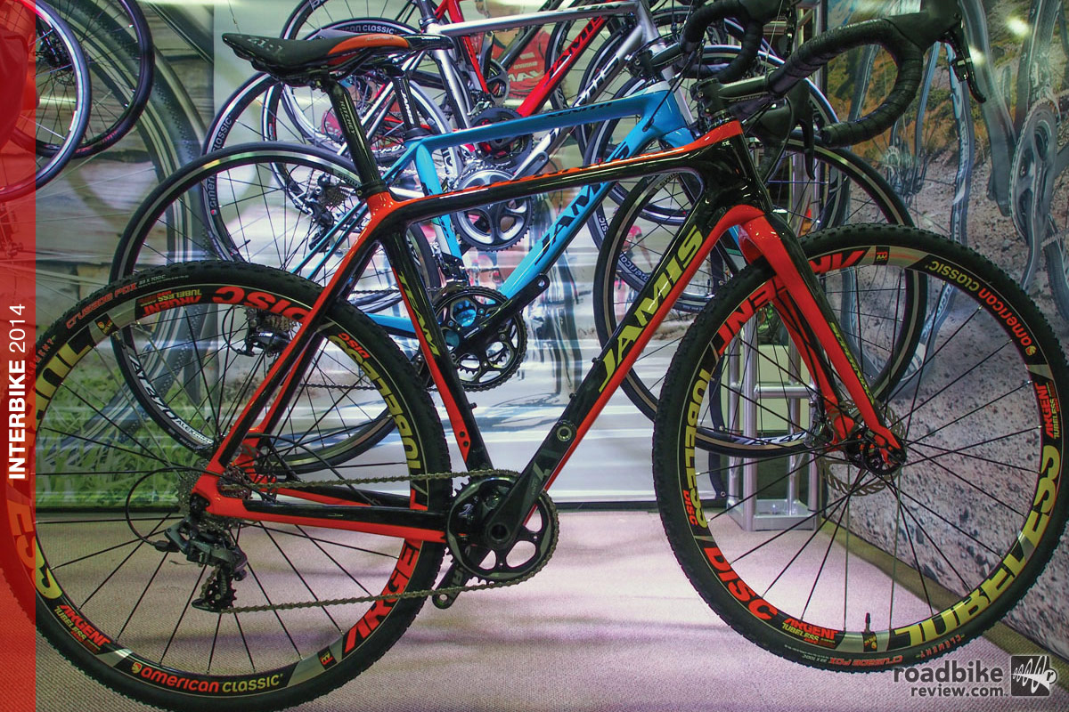 Interbike Six New Race Ready Cyclocross Bikes Road Bike News