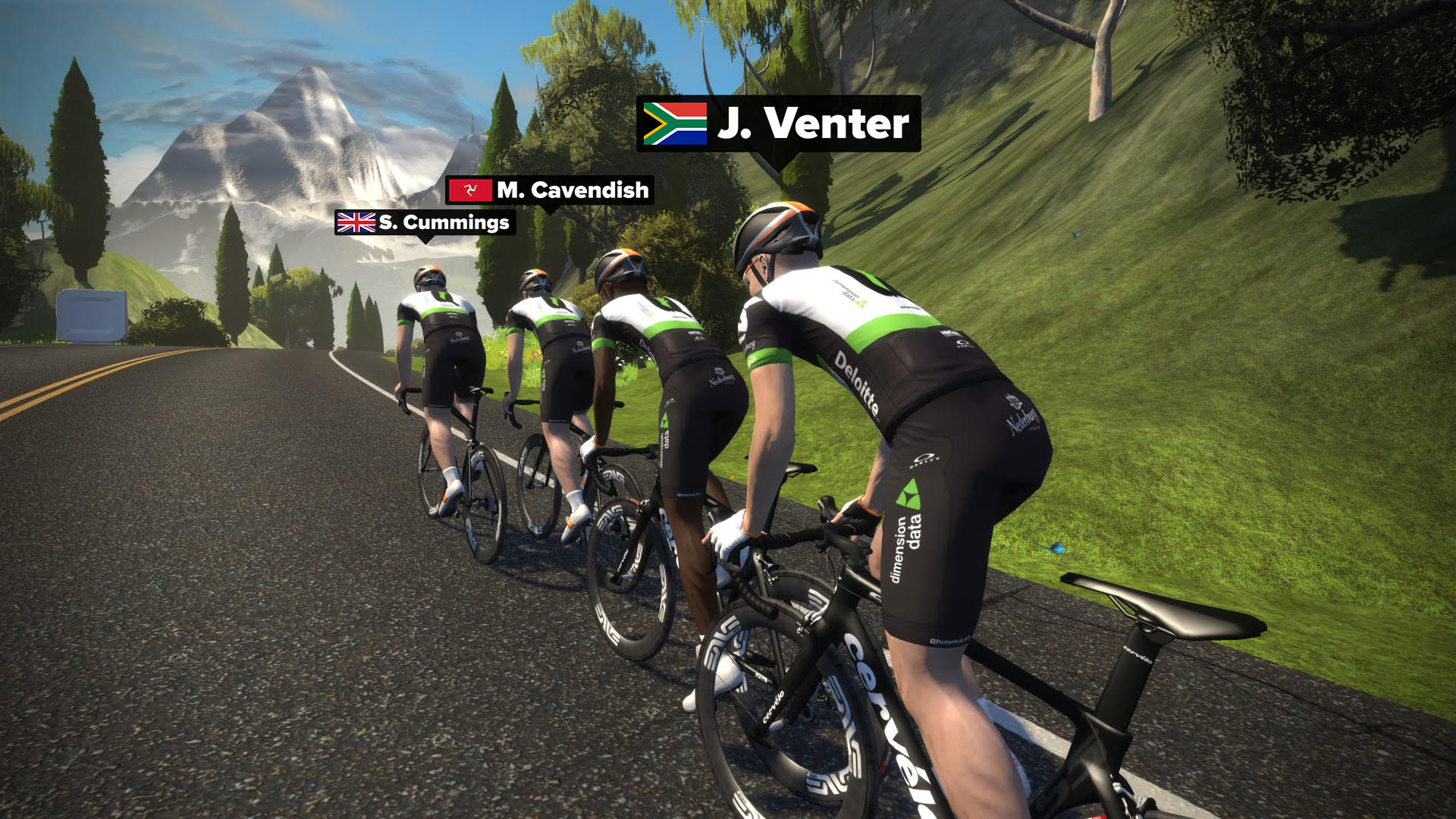 Zwift Expands Talent ID Program
