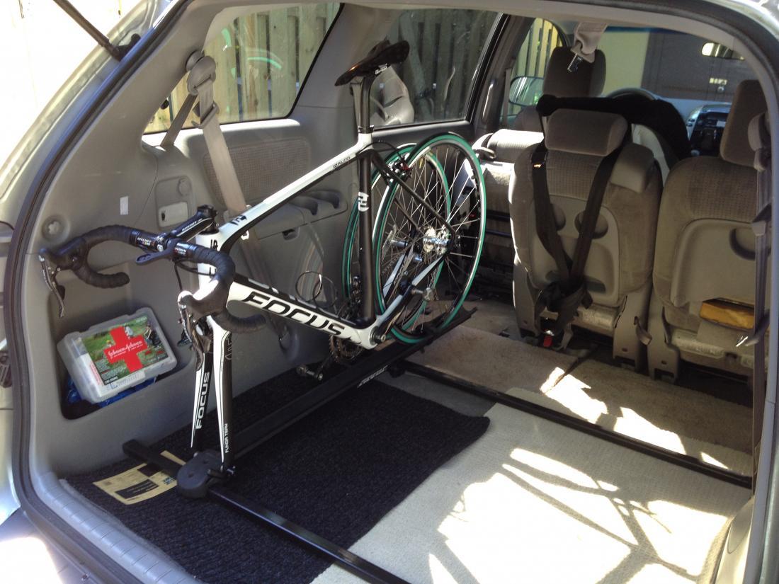 Minivan Bike Rack Bicycling And The Best Bike Ideas