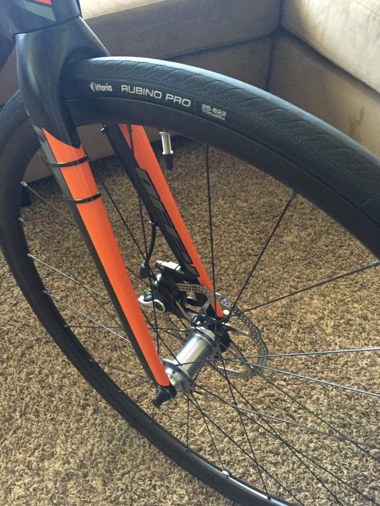 Upgrade suggestions for giant pr2 disc wheelset