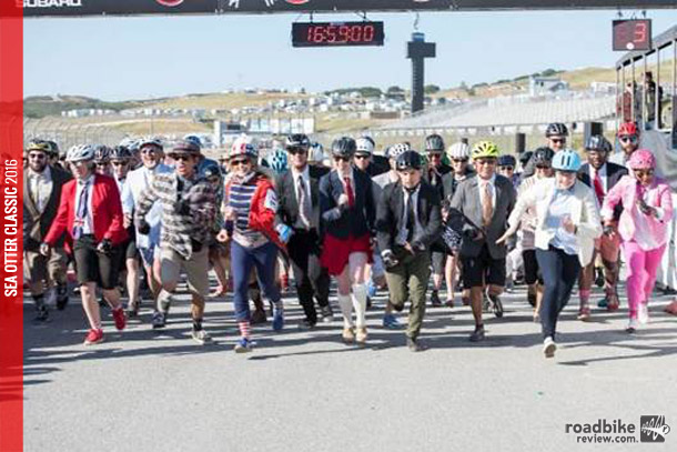 Brompton owners from all corners of the country came together just outside Monterey, California to compete in the U.S. leg of the event during the Sea Otter Classic.