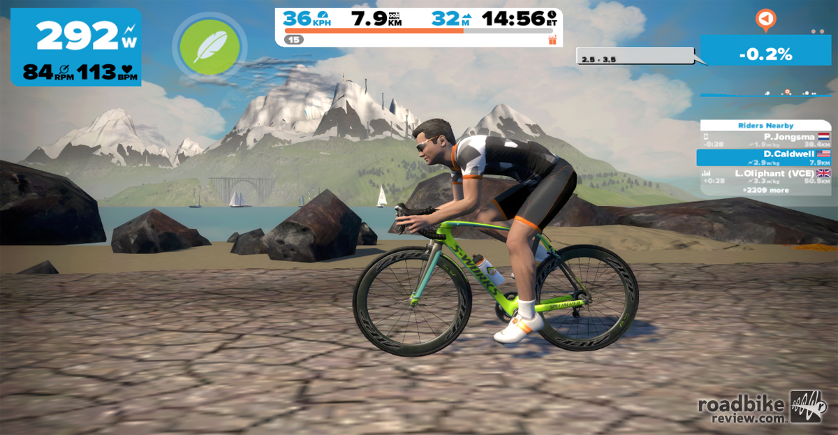 Zwift trainer review | Road Bike News, Reviews, and Photos