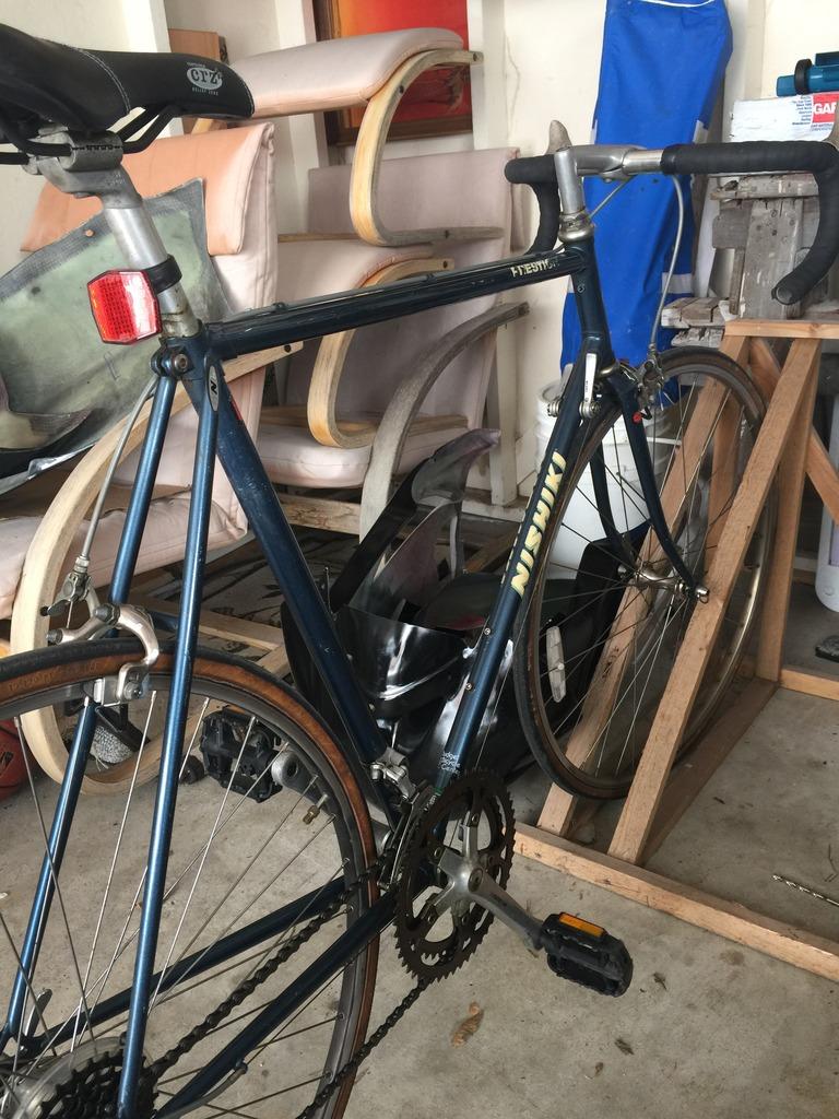 First Road Bike 84 Nishiki Prestige